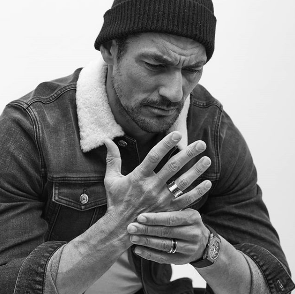 """David Gandy wants the legal age for unchaperoned models to be 21: """"I think we go into this industry too young"""""""