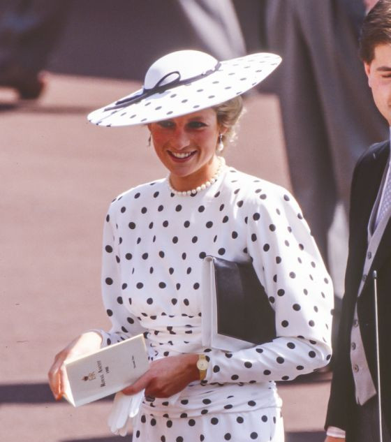 21 years on, Princess Diana's style still sparks fashion trends