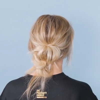 How to do a textured knot