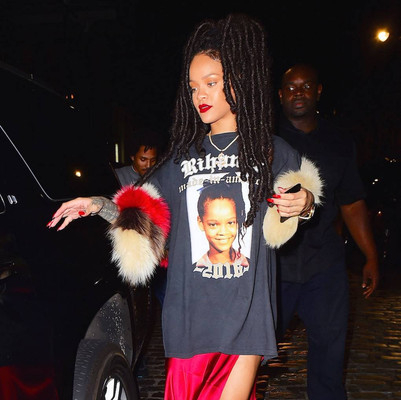 Rih's tees: Rihanna's t-shirt collection & why it's one of fashion's greatest wonders