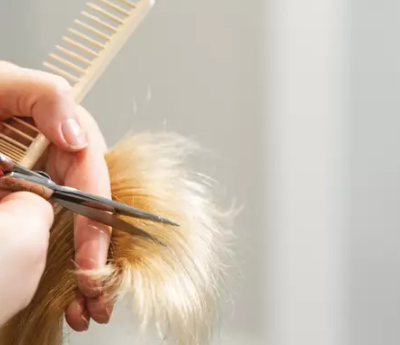 How To Cut Your Own Hair When You're Stuck At Home