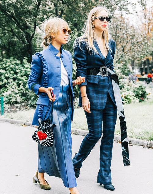 We Just Found the Next Way You'll Wear Your Favourite Belt