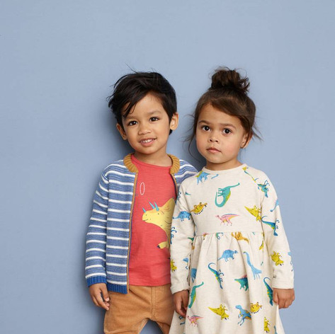 John Lewis has dropped gendered labels from kids' clothing & some people are angry about it. Erm, why?