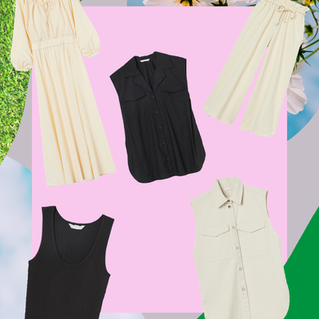 H&M's Sustainable Spring Collection Is Getting Us So Excited To Wear Actual Clothes Again