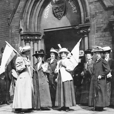 Remembering The Many Brave Women Who Sacrificed Themselves For Your Right To Vote