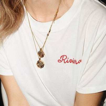 The One Necklace You'll Find on Every Fashion Editor's Bedside Table