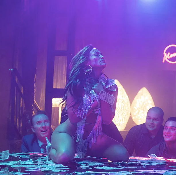 Jennifer Lopez felt 'empowered' playing stripper in Hustlers
