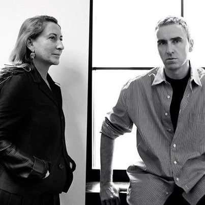 Raf Simons announced as Prada co-creative director