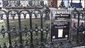Be a Tourist in your Own City - Campbell House