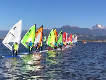 Windsurfer: la stagione inizia argento!