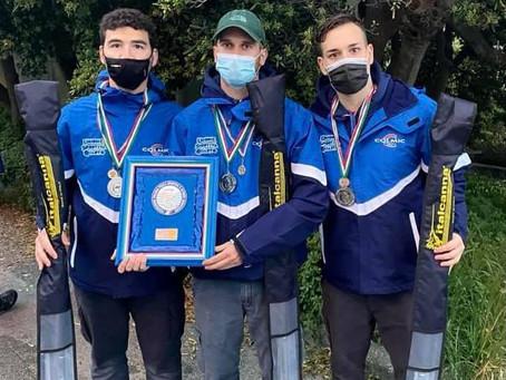 Unione Sportiva Quarto d'Argento ai Campionati Italiani a Box