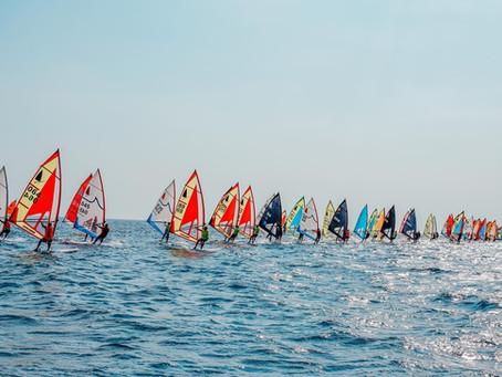 Windsurfer: Campionati Italiani a Cala Galera