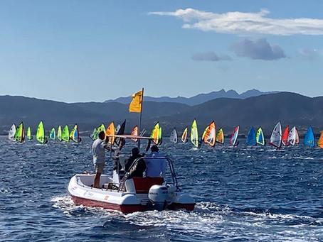 Campionati Italiani Windsurfer, l'USQ sfiora due volte il podio