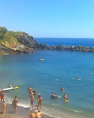 webcam Priaruggia, Quarto, Genova