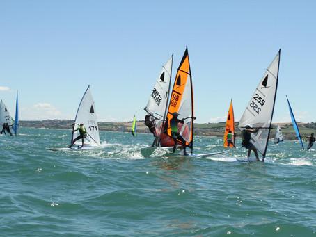 Windsurfer: I nostri atleti alle regate nazionali di Senigallia