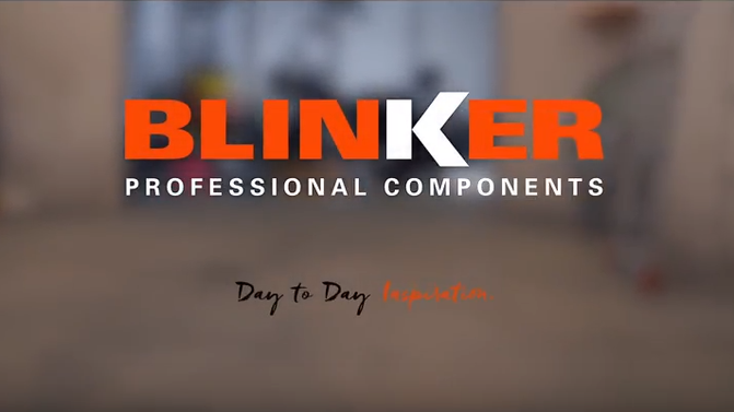 "BLINKER ""Day to day Inspiration"""