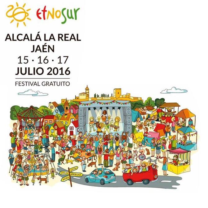 FESTIVAL ETNOSUR 2016