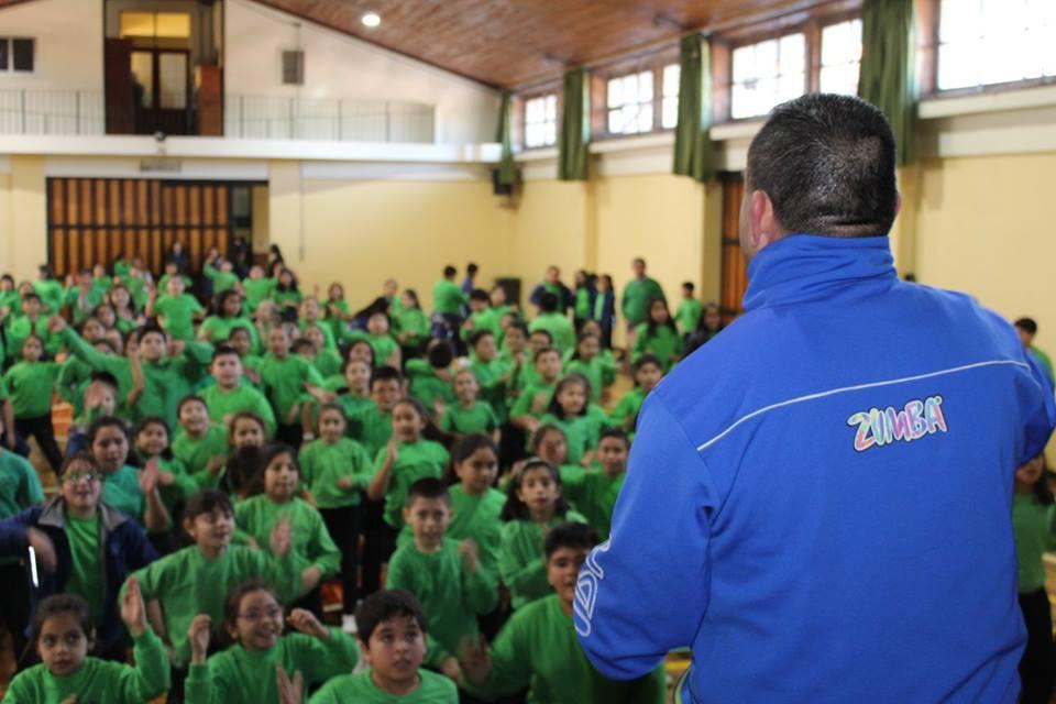 Ministro Varela en el Día Mundial de la Actividad Física y el Deporte: ''Es parte fundamental del desarrollo de los niños'