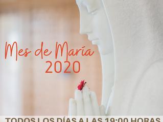 Mes de María 2020