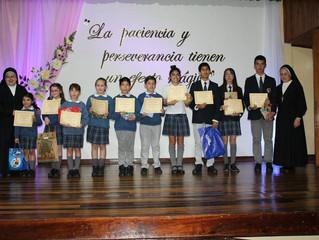Premiación Rendimiento Académico