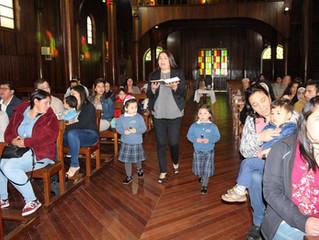 Presentación de Niños al templo