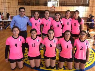 6to Lugar en II Liga de Voleibol Osorno