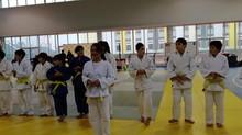 Medalla de Plata en Judo