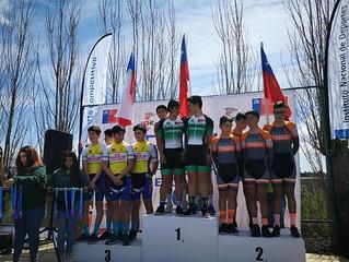 Ciclistas SMLU logran 3º Lugar en Nacional - JDE 2018