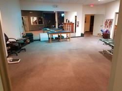 Chiropractic Treatment Area