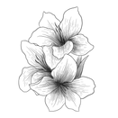 —Pngtree—line drawing of black and_5419782.png