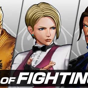 KOF XV: RYO, ROBERT Y EQUIPO ART OF FIGHTING ANUNCIADOS