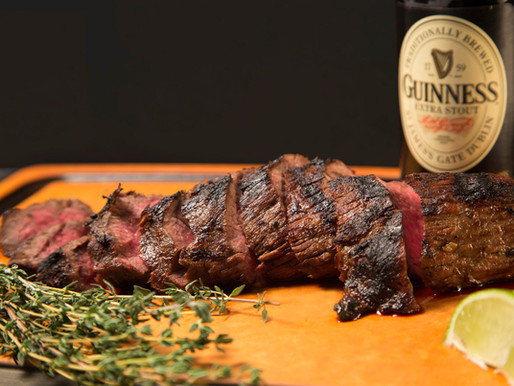 Guinness Marinated Signature Sirloin Steak