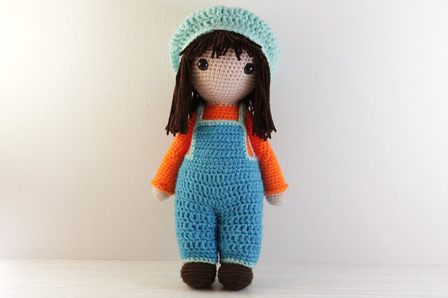 PATTERN -Moran Doll