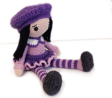 PATTERN -Noga Doll