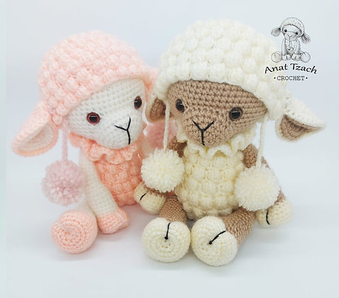 copy of Amigurumi Lamb - PATTERN