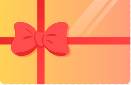 New on our website - Gift Card