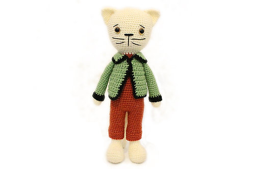 PATTERN - Mr Cat