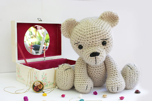 PATTERN -Classic Bear