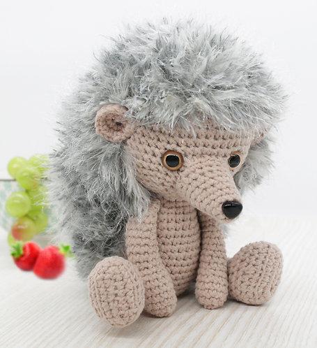 PATTERN - Gray  Hedgehog