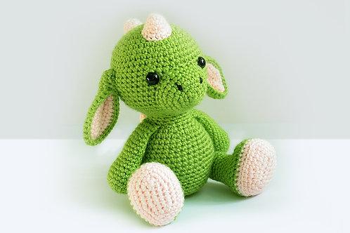 PATTERN - Baby Dragon