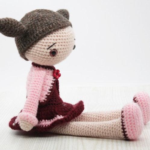 PATTERN -Sharon Doll