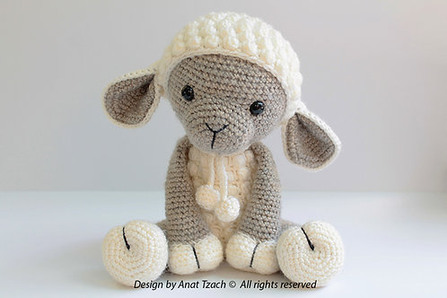 Amigurumi Lamb - PATTERN