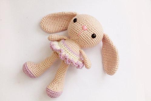 PATTERN - Bunny Girl long ears