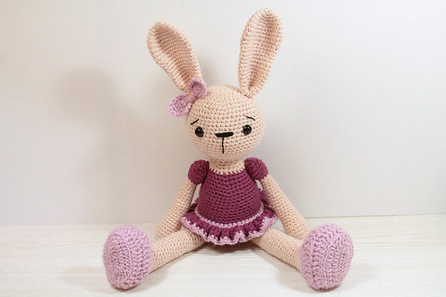 PATTERN - Rabbit Ballierina