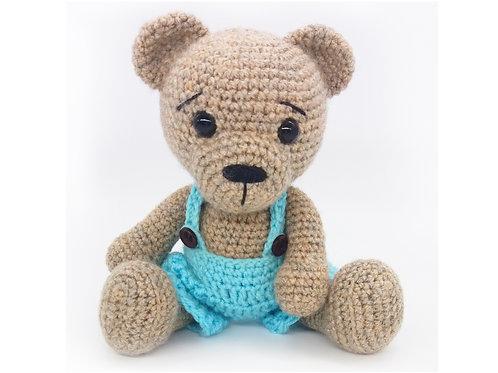PATTERN - Teddy Bear Boy
