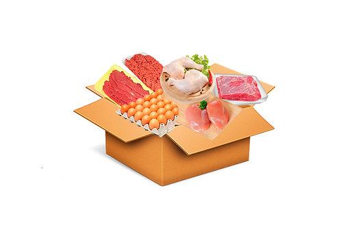 Súper combo de carne