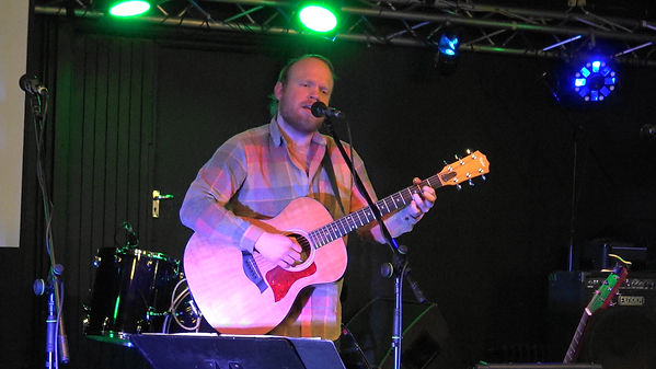 Richard Sutton live at the Brickmakers, Norwich