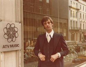 Graham Dee at ATV Music