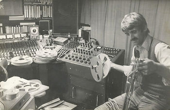 Graham Dee destroying tapes
