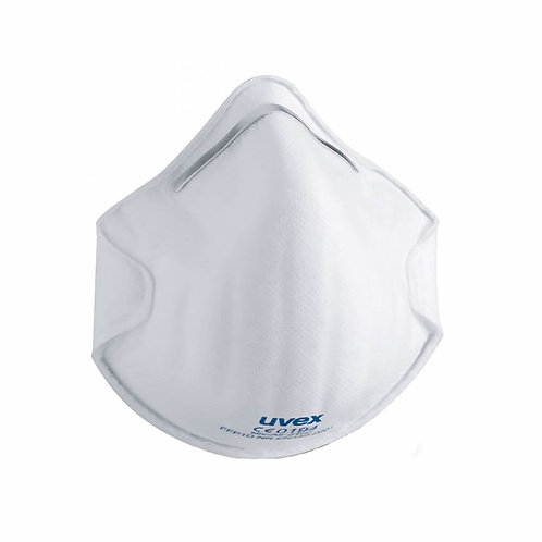 Silv-Air 2100 FFP1 unvalved cup-shaped disposable respirator mask
